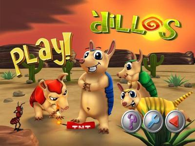 بازی 'dillos